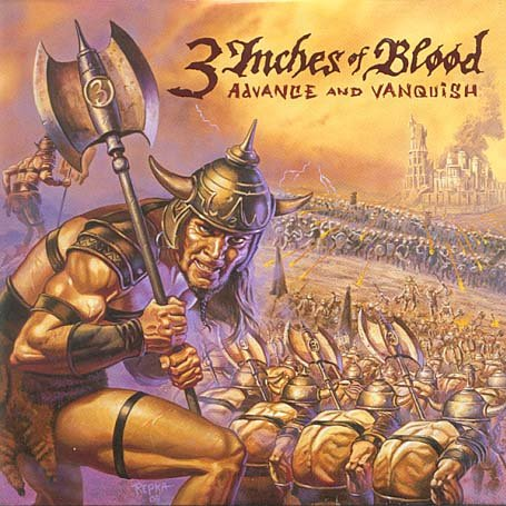 3 Inches Of Blood - Deadly Sinners - Zortam Music