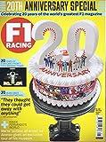 F1 Racing [UK] August 2016 (単号)