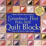 Grandma's Best Full-Size Quilt Blocks