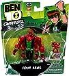 Ben 10 Ultimate Alien Super Four Arms