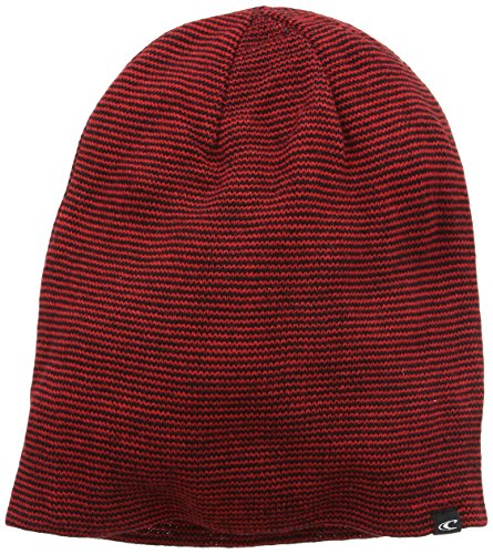 O' Neill AC All Year - Berretto, Uomo, Mütze AC All Year Beanie, Rosso di O'Neill, 0