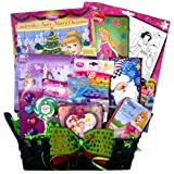 Christmas Gift Baskets for Girls Ideas - Ultimate Disney Princess