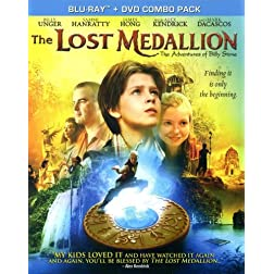 Lost Medallion [Blu-ray]