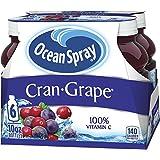 Ocean Spray Cran-Grape Juice Drink, 10 Ounce,6 count