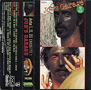 Frank Zappa Joe S Garage Amazon Com Music
