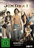 Sindbad - Staffel 1, Volume 1 [2 DVDs]