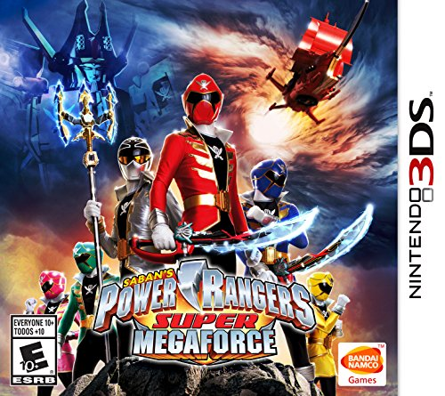 Power Rangers - Megaforce
