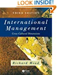 International Management: Cross-cultu...