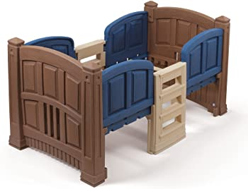 Step2 Boys Loft & Storage Twin Bed