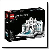 LEGO Architecture Trevi Fountain Building