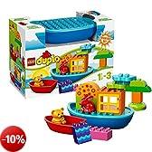 LEGO Duplo Creative Play 10567 - Le Mie barchette