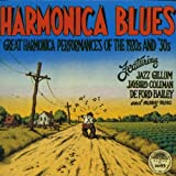 echange, troc Compilation, Frederick Lampe - Harmonica Blues - Great Performances Of The 1920's And 30's
