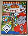 Benjamin Bl�mchen - Das gro�e Zoofest
