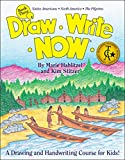img - for Draw Write Now Book 3: Native Americans, North America, Pilgrims book / textbook / text book