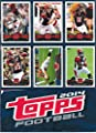 2012, 2013 & 2014 Cincinnati Bengals Complete Team Sets! Topps Football McCarron (54 cards) Shipped in an Acrylic Case