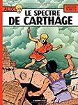 Alix, tome 13 : Le Spectre de Carthage