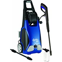 AR Blue Clean AR383 Electric Pressure Washer with Hose Reel