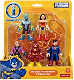 Fisher Price Imaginext DC Super Friends Heroes And Villains Pack