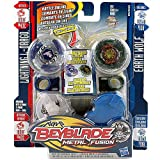 Beyblade Metal Fusion - Duo Pack - [Earth Wolf and Lightning L-Drago]