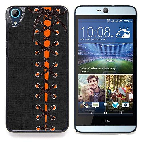 For HTC Desire 826 Case , Abito Goth Bow Stivali Fashion - Design Pattern Duro Staccabile Stile Telefono Cellulare Nuovo Caso Cover Guscio Duro