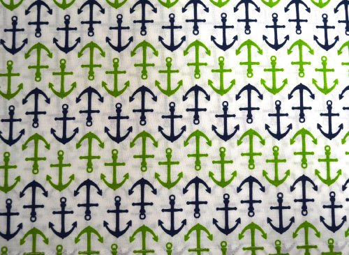 Navy And Lime Green Bedding front-123633