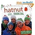 """Knooking Einsteiger-Set: Buch """"Hatnut goes knooking"""" mit Knooking-Nadel"""