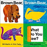 Brown Bear, Brown Bear, What Do You See? Slide and Find (World of Eric Carle (Priddy Books))