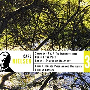 Nielsen: Symphony No.4/Vol.3