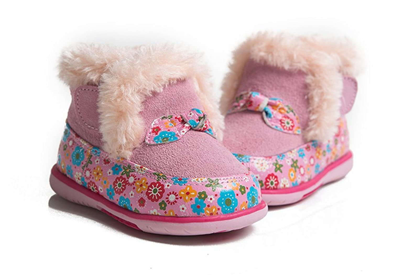 Cute Baby Winter warm Kleinkindschuhe Anti-Rutsch warme Schuhe Kinder-Schneeschuhe Jungen Stiefel Mädchenbaumwollstiefel Kinder warmen stiefel Fashion Kinder Schuhe jetzt bestellen