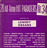 img - for 20 All-Time Hit Paraders Arranged For Lowrey Organs, No. 34 book / textbook / text book
