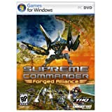 Supreme Commander: Forged Alliance (PC DVD)by THQ