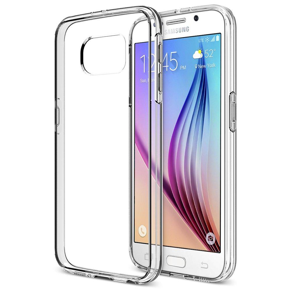 Galaxy S6 Ultra Clear Case