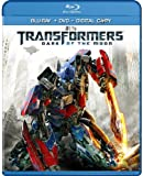 611z3cJOW2L. SL160  Transformers: Dark of the Moon (Two Disc Blu ray/DVD Combo + Digital Copy)