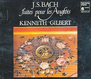 Suites pour les Anglois 1-6 BWV806-811