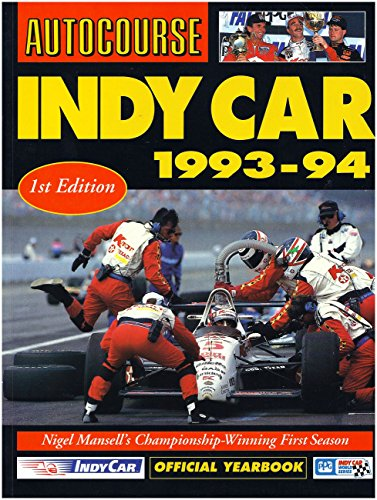 Autocourse Indy Car 1993-94