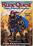 Runequest Fantasy Roleplaying Adventure: Deluxe Edition (0911605517) by Stafford, Greg