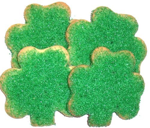 Scott's Cakes 4 lb. Shamrock  2 Shades of Green
