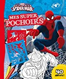 Mes super pochoirs Ultimate Spider-man : 40 décors !...