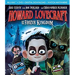 Howard Lovecraft And The Frozen Kingdom [Blu-ray]