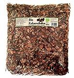 Hochwertiger Bio Kakaoschalen Mulch Ohne Spritzmittel