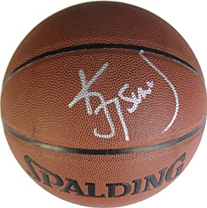 Kevin Johnson, Phoenix Suns, Sacramento Kings, Cal Bears, Signed, Autographed, Nba... by Coast to Coast Collectibles