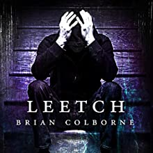 Leetch (       UNABRIDGED) by Brian Colborne Narrated by Roberto Scarlato