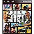 Grand Theft Auto V FIVE 5 English, French, Brazilian Portuguese, Korean, Traditional Chinese, Latin American Spanish [Region Free International Edition] [PlayStation 3]