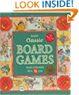The Book of Classic Board Games with Other (Klutz)