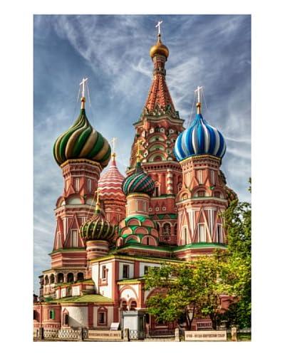 LegendArte Panel Decorativo Sobre Lona Cattedrale moscovita