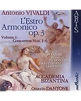 l'estro armonico op.3 - concertos n°1-6