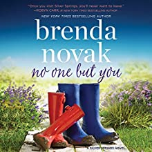 No One but You: Silver Springs, Book 2 Audiobook by Brenda Novak Narrated by Veronica Worthington