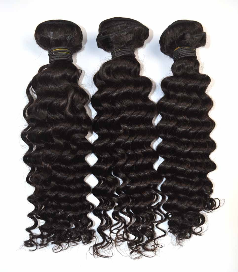 Brazilian Curly Bundles Images