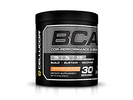 Cellucor Cor-Performance Series BCAA Tropical Punch (1 x 270g)