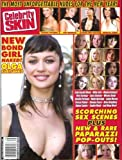 Celebrity Skin - Issue 186: Nude Celebrity Magazine! Asia Argento, Keira Knightly, Anna Paquin, and More!